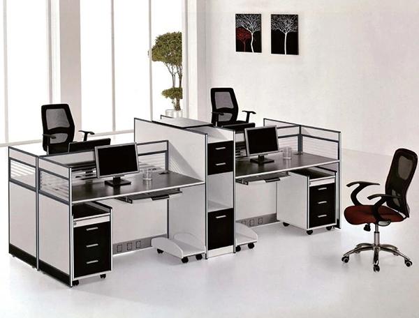 板式辦公桌椅